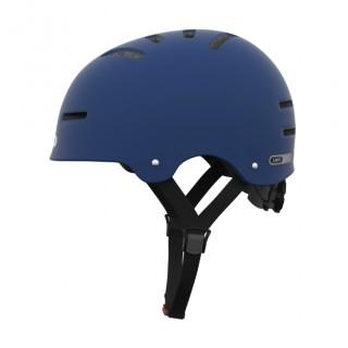 Abus hjelm Aven-U matt blue