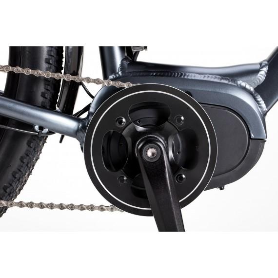 Kraftig krankmotor med 80 Nm