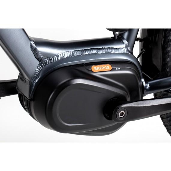 MAX-Drive fra bafang gir masser av kraft
