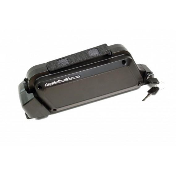 36 V 14,5 Ah 400 Wh midtmontert batteri