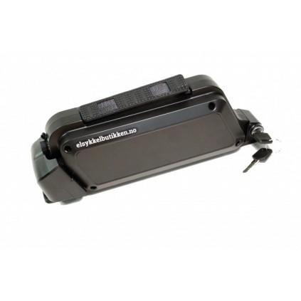 36 V 17 Ah 600 Wh midtmontert batteri