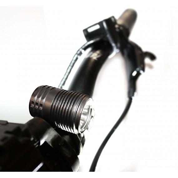 Sykkellykt XSRY Yamaha