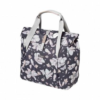 BASIL magnolia shopper